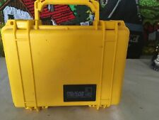 Pelican 1150 Protector Case YELLOW