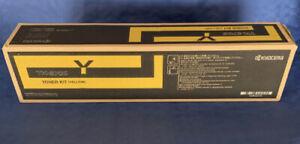 Kyocera TK-8705 Toner Kit Yellow TASKalfa 6550ci / 7550ci