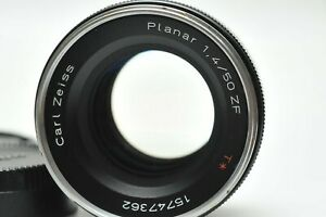 Zeiss 50mm f/1.4 Planar T* ZF Lens for Nikon F