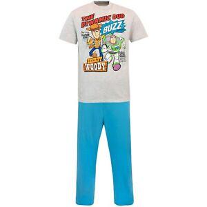 Mens Toy Story Pyjamas   Disney Toy Story Pj Set   Adults Pixar Lounge Pants