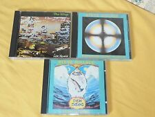 3 CD / STEVE HILLAGE / LIVE HERALD FISH RISING RAINBOW DOME MUSIC / EX gong prog