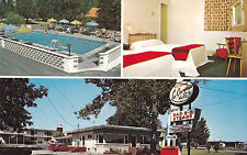 Restaurant Lac Champlain Motel VENISE EN QUEBEC Quebec Canada Advertising PC