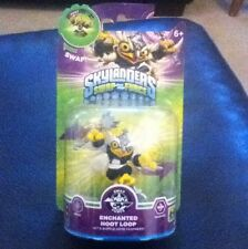 Skylanders Swap Force Enchanted Hoot Loop New and Rare