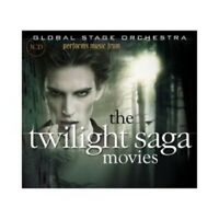 GLOBAL STAGE ORCHESTRA - THE TWILIGHT SAGA 3 CD NEU