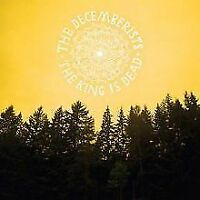 The Decemberists - The King Is Dead NEW CD