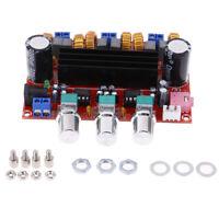 TPA3116D2 50Wx2 +100W 2.1 Channel Digital Subwoofer Power Amplifier Board Pa CD