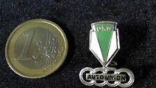 Audi DKW Auto Union Brosche Badge kein Pin lackiert