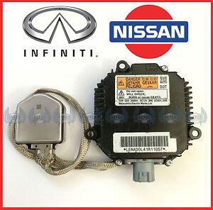 Matsushita Nissan Infiniti HID Xenon Headlight Ballast NZMNS111LBNA NZMNS111LANA