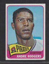 1965  TOPPS  BASEBALL  # 536  ANDRE ROGERS  SP  NRMT+   INV A621