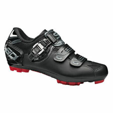 SIDI Dominator 7 Womens SR MTB Shoes 41 Shadow Black
