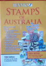 RENNIKS STAMPS of AUSTRALIA & COLONIES STAMP CATALOGUE 2016 COLOUR EDITION