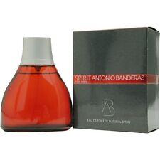 Spirit by Antonio Banderas EDT Spray 3.4 oz