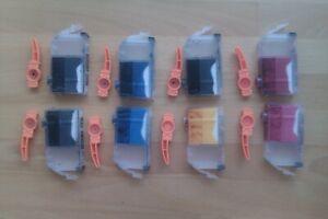 Lot 8 Virgin Empty Genuine Canon Cli-42 Multipack Inkjet Cartridges ALL CLR