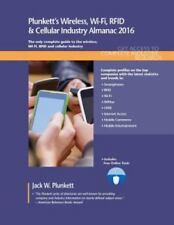 Plunkett's Wireless, Wi-Fi, RFID and Cellular Industry Almanac 2016 :...