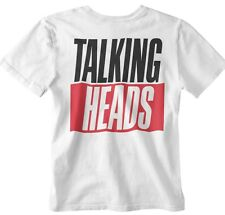 Talking Heads David Byrne Unisex T shirt All Sizes music 80s 90s 00s indie cool