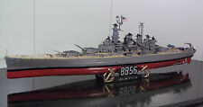 BUILT>1/600 WWII US NAVY BB-56 USS WASHINGTON  1943