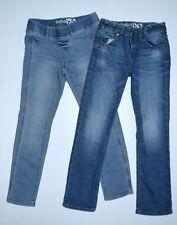 AA1 Gap Kids 7 Reg 1969 girls straight fit legging jeans jeggings lot Fall