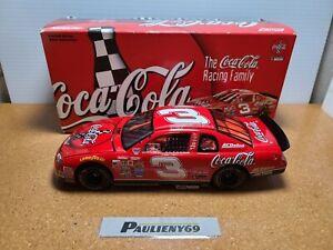 1998 Dale Earnhardt Sr #3 Coke Twin-Ring Motegi Japan 1:24 NASCAR Action MIB