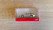 Herpa 038904 - 1/87 Porsche 911 Targa 4S - Rhodium Silver Metallic - New