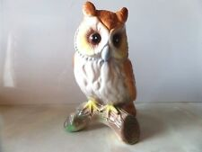 "JEMMA POTTERY OWL "" HOLLAND"""