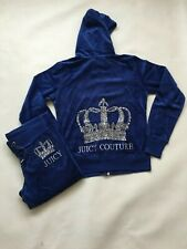 FAST DELIVERY!! JUICY COUTURE TRACKSUIT NEW USA PINK, NAVY, BLACK LIGHT BLUE