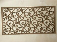 Radiator Cabinet Decorative Screening Radiator Grilles MDF 3mm and 6mm item Z1R