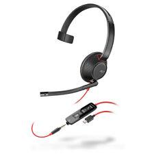 Blackwire (207587-01) 5210 Mono USB-C Corded Noise Canceling Headset