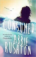Consumed, New, Rushton, Abbie Book