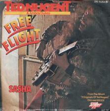 Ted Nugent & The Amboy Dukes Free Flight / Sasha