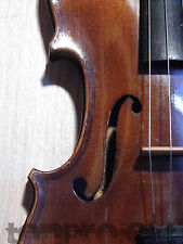interesting old Stradivarius labeled 4/4 Violin fiddle ��� Geige �イオリン violon
