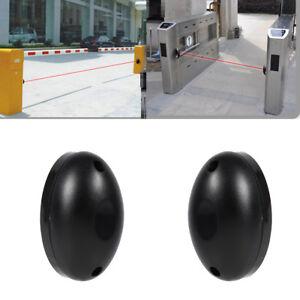 Paar Einweg Strahl Infrarot Sensor Alarm Detektor Lichtschranke 20M Torantrieb