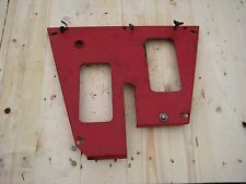 WESTWOOD RANSOMES 2012 RIDE ON MOWER / GARDEN TRACTOR BATTERY & FUEL TANK TRAY.
