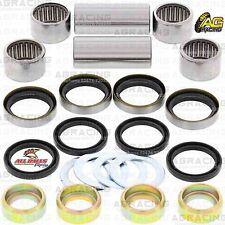 All Balls Rodamientos de brazo de oscilación & Sellos Kit para KTM SX 125 2002 02 Motocross MX