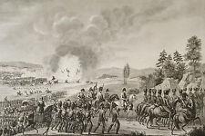 Retraite Français Bataille de Leipsick 1813 Napoléon Bonaparte Révolution 1850