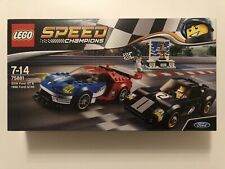 LEGO Speed Champions 2016 Ford GT & 1966 Ford GT40 (75881) - NEU / NEW