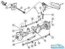Jeep Grand Cherokee WG WJ Steering Track Rod End Left 52088512