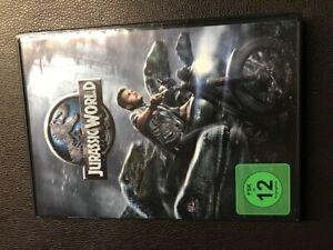 DVD Jurassic World !
