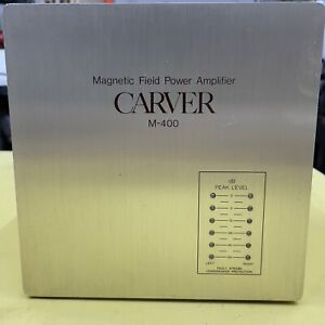 Carver M-400 Cube Magnetic Field Power Amplifier