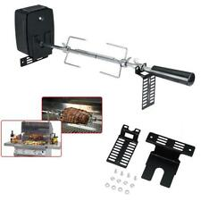Stainless Steel Barbecue Grill Rotisserie Motor Bracket BBQ Barbecue 2PCS/set