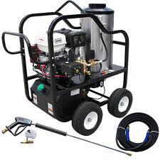 Pressure-Pro Professional 4000 PSI (Gas-Hot Water) Pressure Washer w/ GP Pump...
