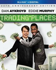 TRADING PLACES :35th anniversary edition   -  Blu Ray - Sealed Region free