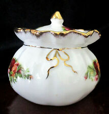 """ROYAL ALBERT    """"Old Country Roses""""  Dorothy Pot   1st Quality    Excellent Cond"""
