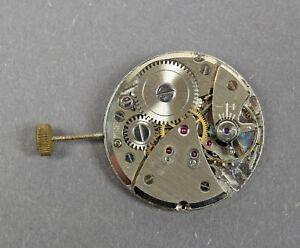 altes Uhrwerk Ersatzteil f Uhr Armbanduhr Uhrmacher watchmaker watch