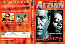 THE SUBSTITUTE - Tom BERENGER - Collection Action - 1996 - 110 min  OCCAS