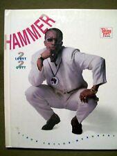 HAMMER 2 LEGIT 2 QUIT LINDA SALOR MARCHANT 1992 HARDCOVER