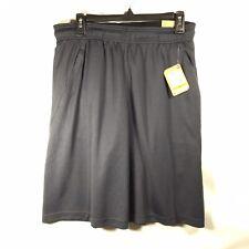Reebok Men's Bank Shot Basketball Shorts with Pockets Size Medium Black
