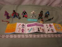 Imaginext Blind Bag Series 9 Pick one NEW individual bb Yeti Grim Invisible Orca