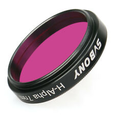 """SVBONY H-Alpha 7nm 1.25"""" Telescop Filter for Astronomical Photography Filter"""