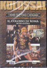 Dvd **IL COLOSSO DI ROMA • MUZIO SCEVOLA** nuovo 1964