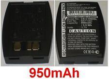 Batterie 950mAh Pour 3M C1060 Wireless Intercom BAT1060 CP-SN3M XT-1